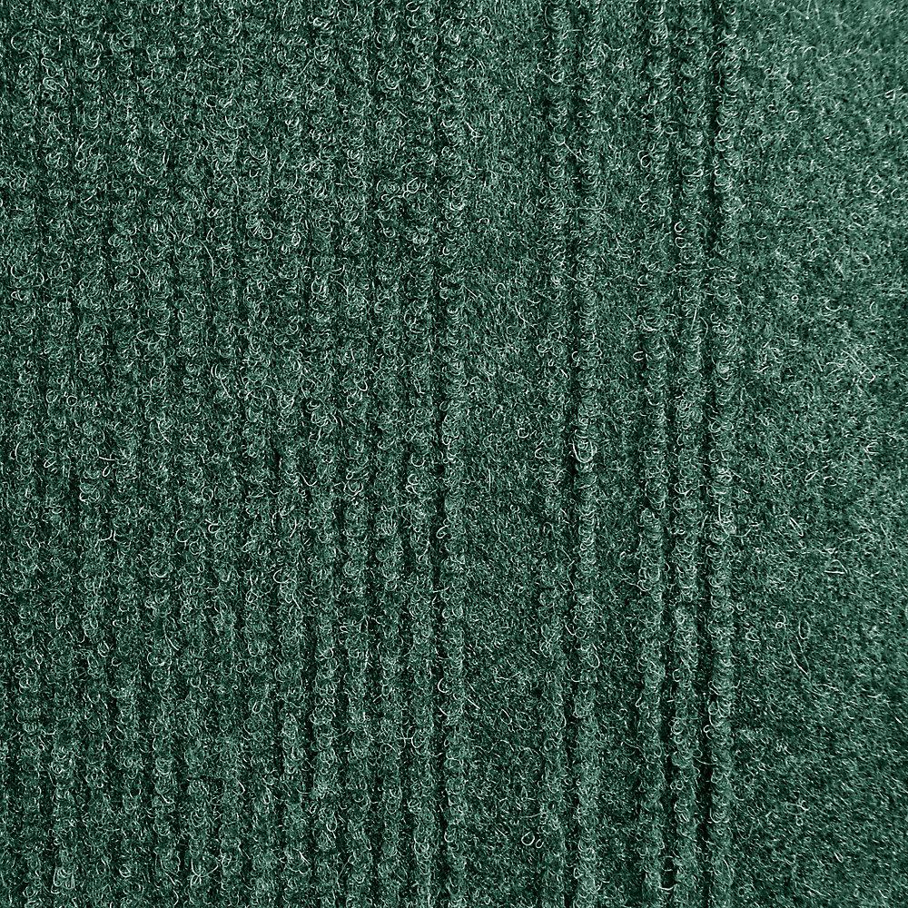 Tapis d'interieur/extérieur rectangulaire, 26 po x 18 pi, Persian, vert