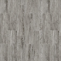 Euro Matera 7-inch x 24-inch Porcelain Floor and Wall Tile (14.74 sq. ft. / case)