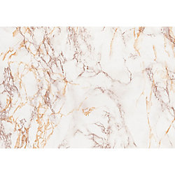 D-C-Fix 346-8032 Home Decor Self Adhesive Film 26-inch x 78-inch Marble Brown