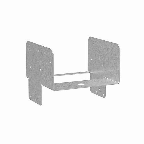 Simpson Strong-Tie Capuchon d'extrémité de poteau EPCZ à galvanisation ZMAX pour 6x