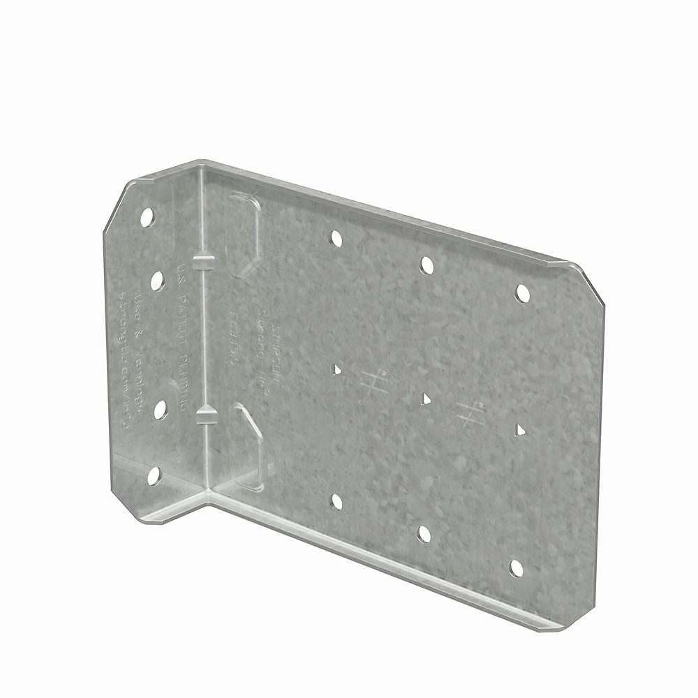 Connecteur à pince fixe pour charpente de contournement FCB 5 1/2 po (25 pièces)