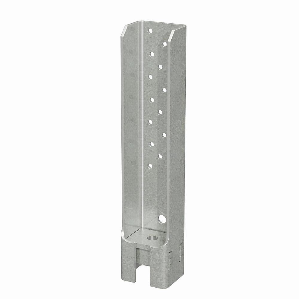 HDQ 14-inch Galvanized Holdown w/ Strong-Drive SDS Screws