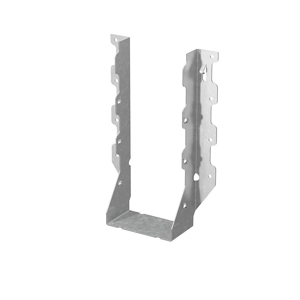 Étrier à solive à montage frontal galvanisé LUS pour 4x10