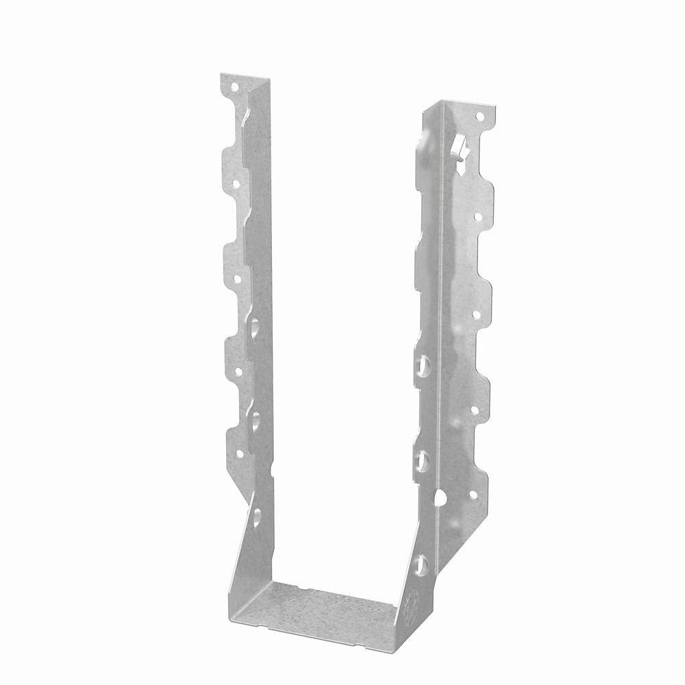 Étrier à solive à montage frontal à galvanisation ZMAX LUS pour 4x14