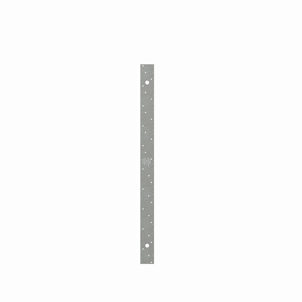 MSTI 72 inch 12-Gauge Galvanized Medium Strap Tie