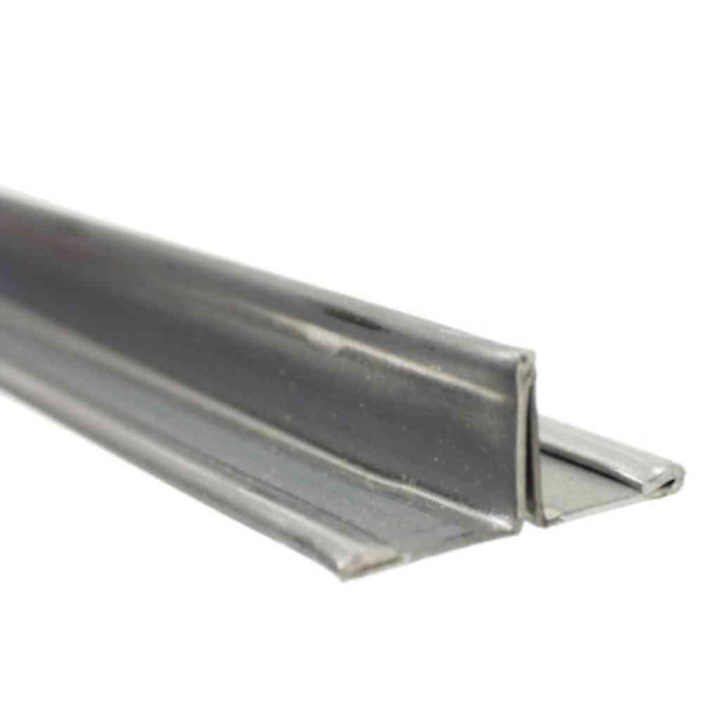 Contreventement de mur en acier galvanisé TWB de calibre 22 de 11 pi 4 po avec bords roulés
