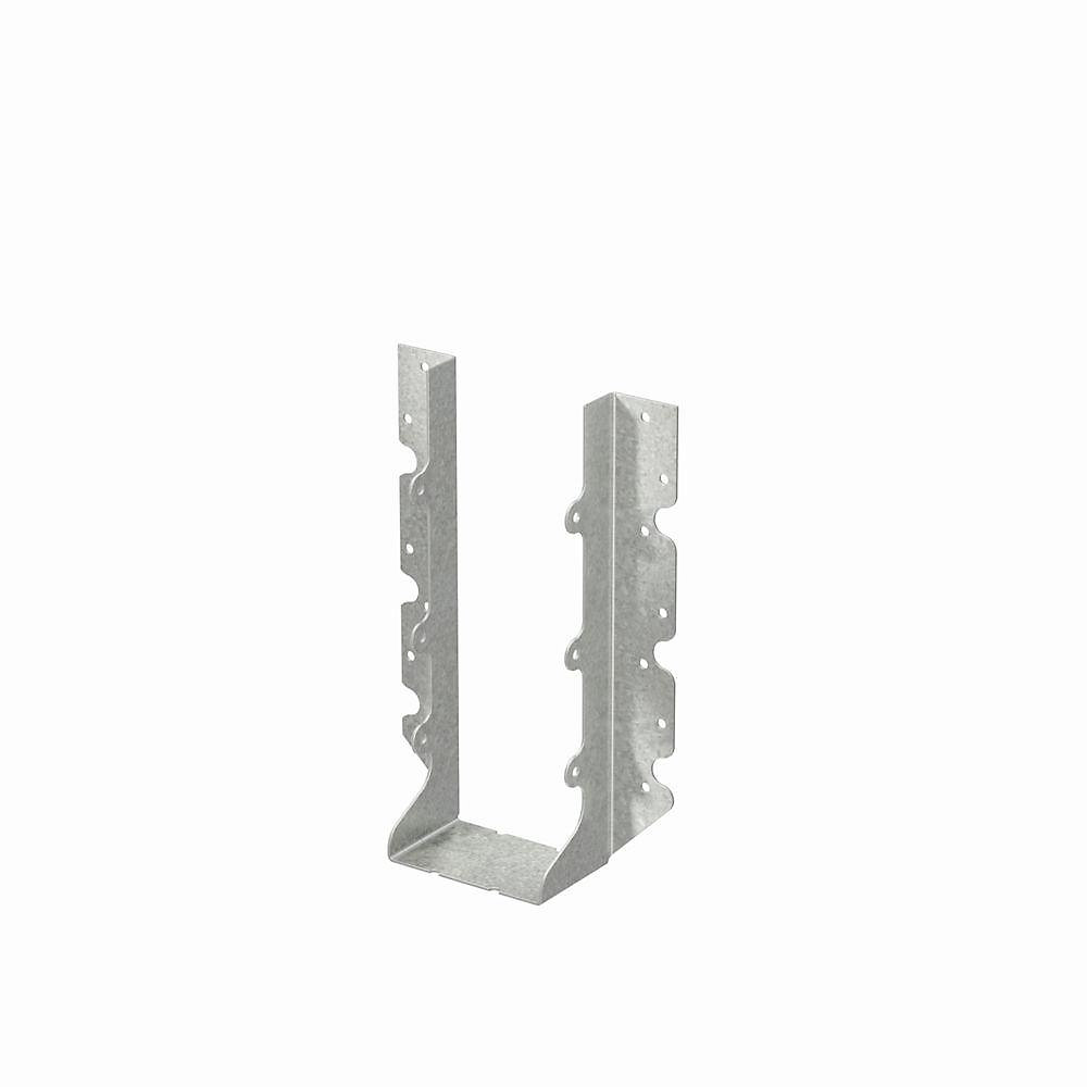 U Galvanized Face-Mount Joist Hanger for Double 2x10
