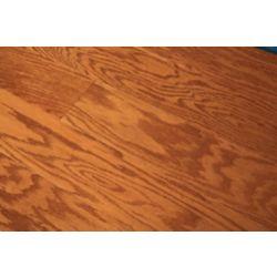 GUOYA RedOak Golden 1/2-inch x 5-inch x Varying Length Engineered Hardwood Flooring (26.25 sq.ft./case)