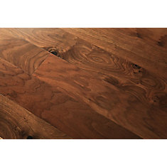 Walnut Natural 1/2-inch x 5-inch x Varying Length Engineered Hardwood Flooring (26.25 sq.ft./case)