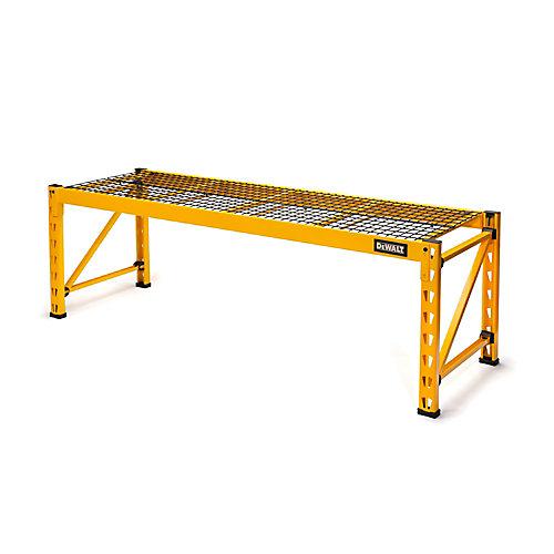 Tablette supplémentaire pour étagère industrielle DeWALT DXST10000