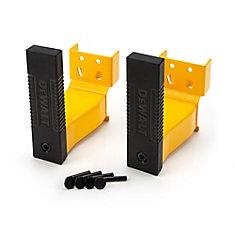 Cord Minder Bracket Set (2-Piece) for DeWALT DXST Industrial Storage Racks