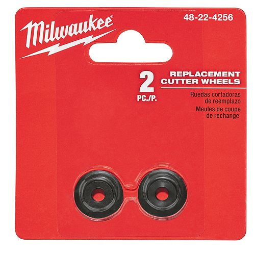 Milwaukee Tool Replacement Cutter Wheels (2-Pack)
