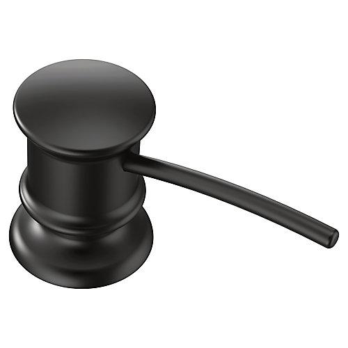 Distributeur de savon/otion en noir mat