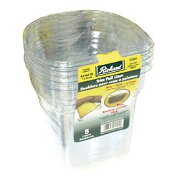 A. Richard 1.5L Paint Pail Liner (5-Pack)