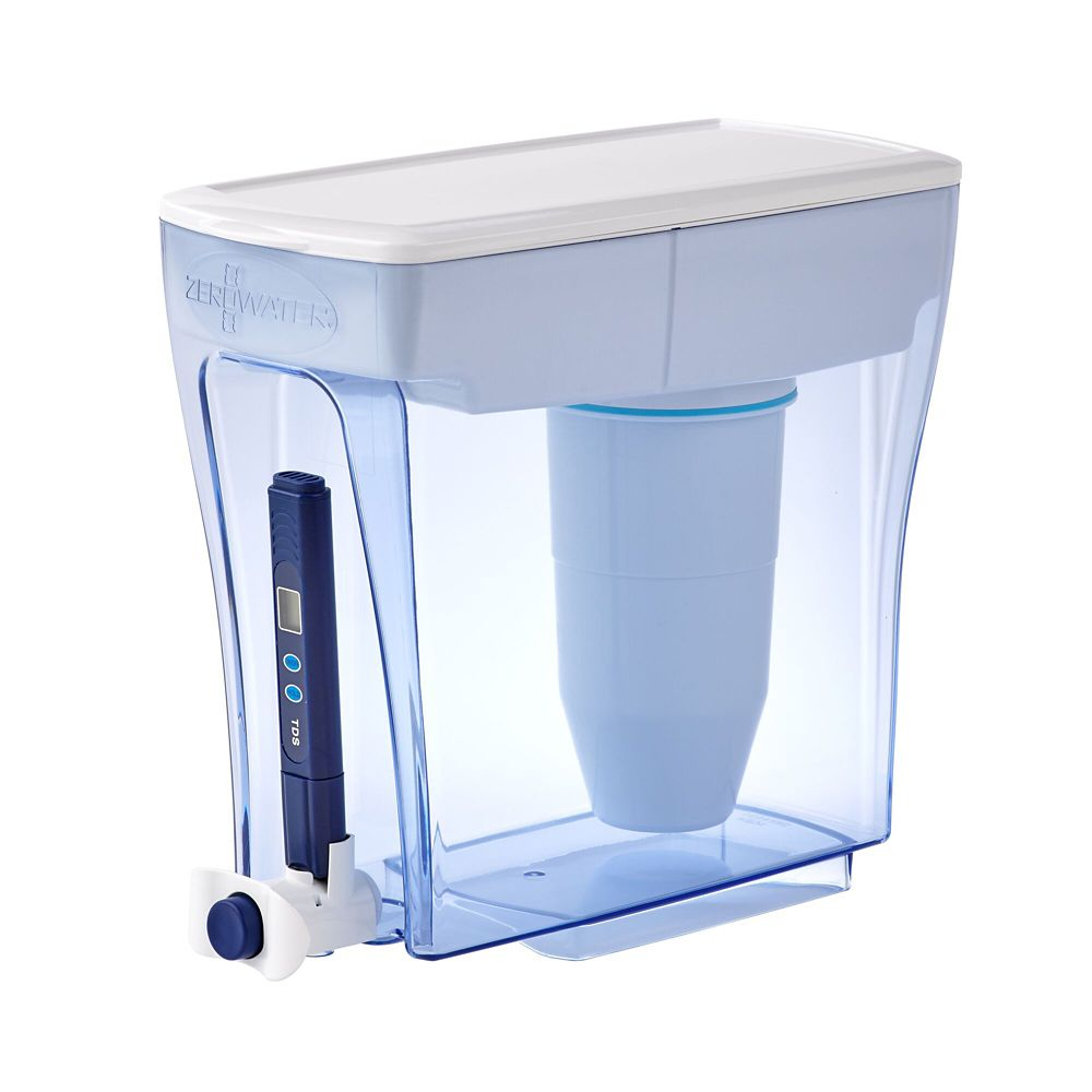 Zerowater Ready Pour 20 Cup Dispenser ZD-20RP-N