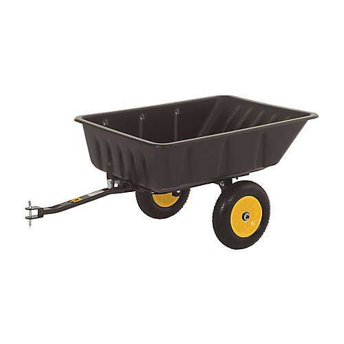 LG7 Pull Behind Lawn and Garden Trailer