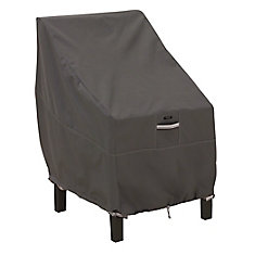 Ravenna High Back Patio Chair Cover - Outdoor Furniture Cover with Water Resistant Fabric