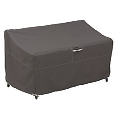 Ravenna Patio Loveseat Cover - Outdoor Furniture Cover with Water Resistant Fabric, Small