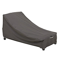 Ravenna Patio Day Chaise Lounge Cover - Outdoor Furniture Cover with Water Resistant Fabric, Large