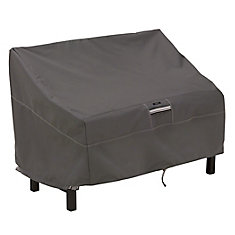 Ravenna Patio Bench Cover - Outdoor Furniture Cover with Water Resistant Fabric