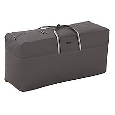 Ravenna Patio Cushion & Cover Storage Bag - Outdoor Cover with Water Resistant Fabric