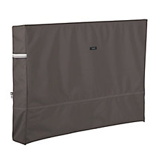 Ravenna Outdoor TV Cover - Outdoor Cover with Durable with Water Resistant Fabric, 38-inch TVs
