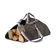 Ravenna Log Carrier - Outdoor Carrier with Durable and Water Resistant Fabric