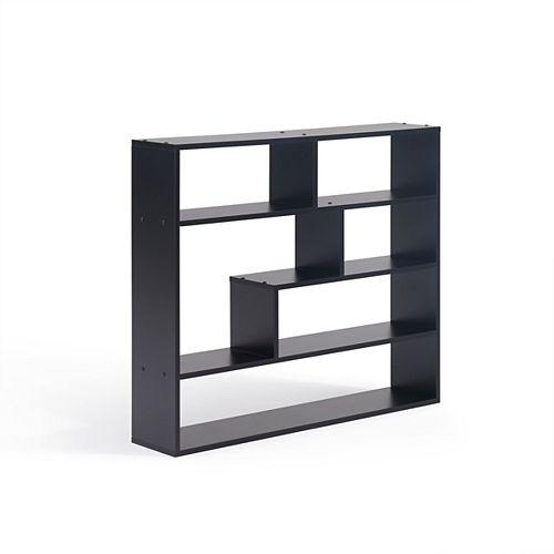 Danya B. Grand meuble rectangulaire noir