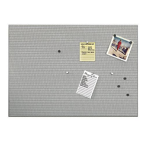 Bulletboard 15X21In Nickel