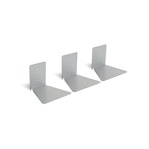 Conceal Shelf (3) Large Silver