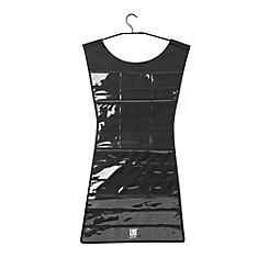 Little Black Dress. Range Bijoux Little Black Dress. Coloris Noir. 17 Poches