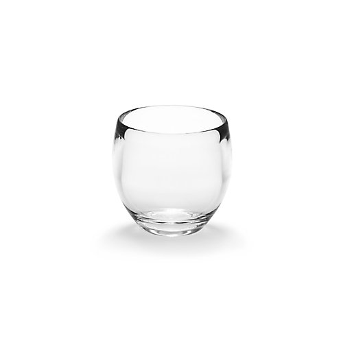 Droplet Tumbler Clear