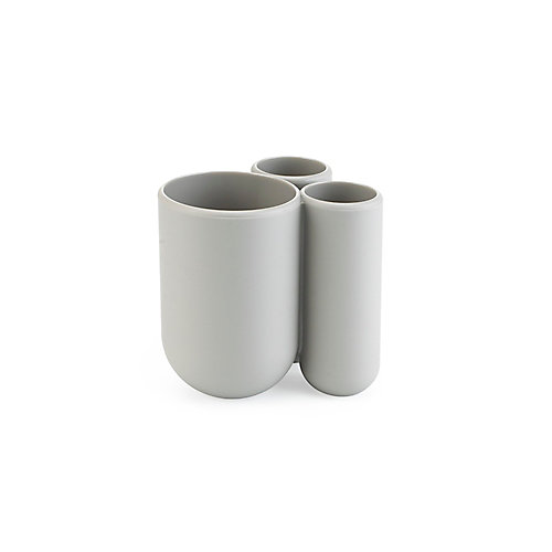 Touch Toothbrush Holder Grey