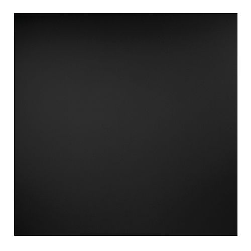 Genesis 2 ft. x 2 ft. Smooth Pro Black Ceiling Panel Carton of 12