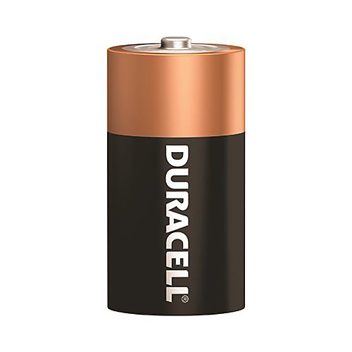 Duracell Coppertop Battery, C Cell, 72 Per Case