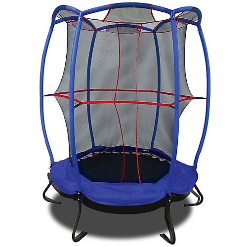 Mon premier trampoline avec enclos de 55 po