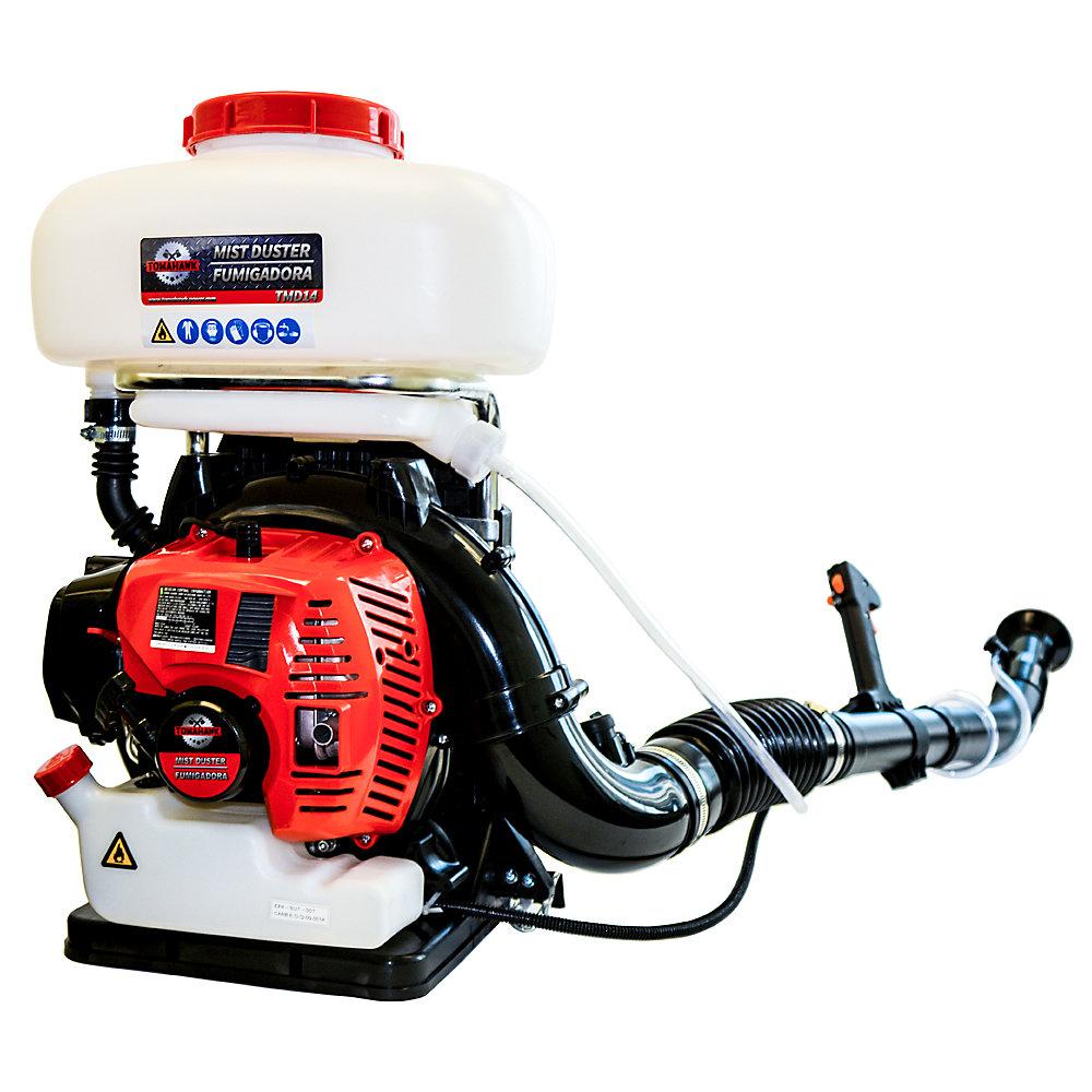 Pulvérisateur / Poudreur / Brumisateur à dos à moteur 2 temps - ZIKA Protection