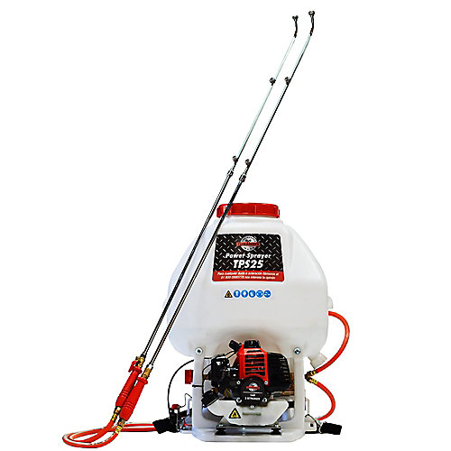6.6 Gallon Gas Power Backpack Sprayer for Pesticide and Fertilizer