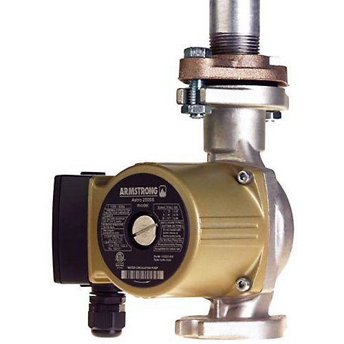 Armstrong Pumps Stainless Steel Flange Connection