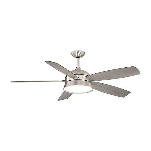 Easylite 52 inch Indoor Integrated LED Ceiling Fan with WIFI