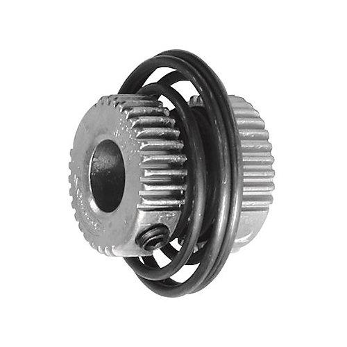 Westwood Spiralink Booster Pump Coupling, 1/2 In. X 5/8 In.