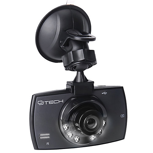 HD Dash Camera with Night Vision