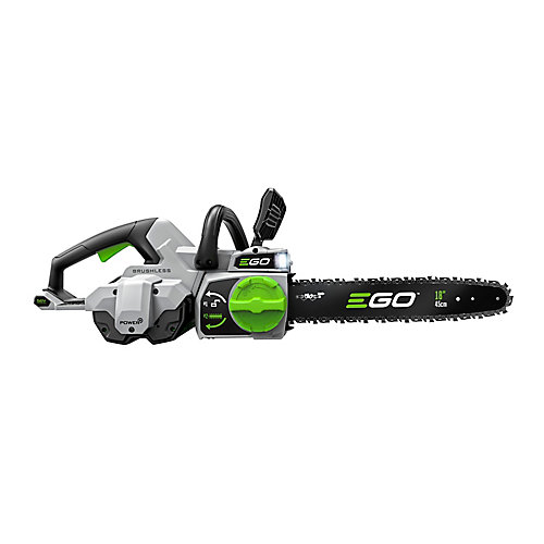 18-inch Lithium-Ion Cordless Chainsaw - 5.0 Ah Battery and 210W Charger included