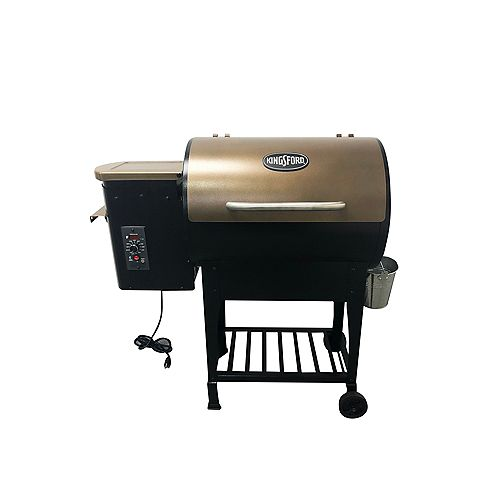 Kingsford 305 Sq. Inch Cooking Surface Pellet Grill