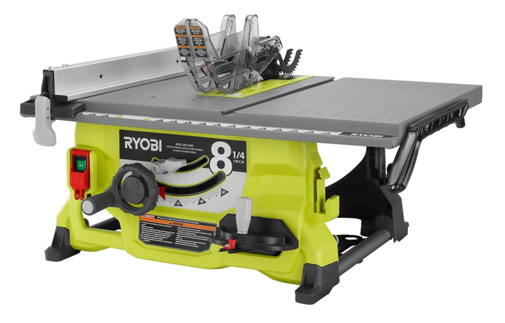 13 Amp 8-1/4 -inch Table Saw