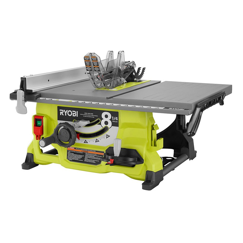 Ryobi RTS08 13 Amp 8-1/4 -inch Table Saw