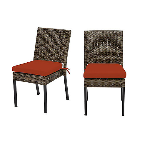 Laguna Point 2Pk Dining Chairs With Cushion