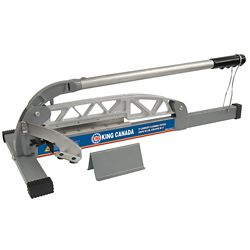 King Canada 9-inch Manual Laminate Flooring Cutter