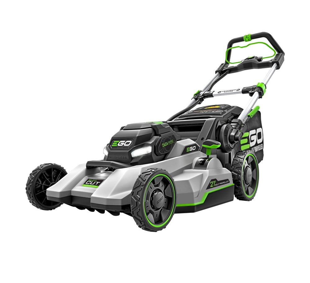 EGO POWER+ 21-in 56V Li-Ion Select Cut Cordless SelfPropelled Mower Kit w/ 7.5Ah Battery & Rapid Charger LM2135SP