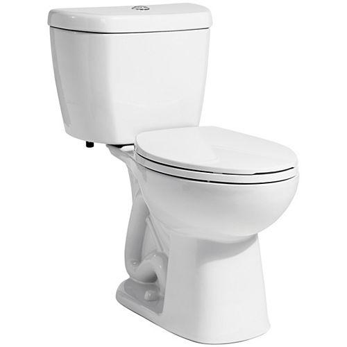 Niagara Stealth 2-Piece 0.8 GPF Ultra-High-Efficiency Single Flush Elongated Toilet